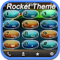 RocketDial Colorful Theme apk