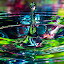by Kunal Karmakar - Abstract Water Drops & Splashes