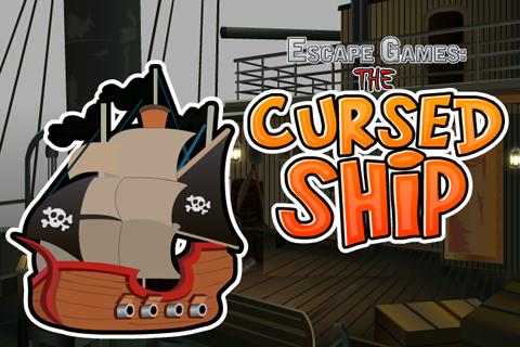 逃脱游戏:被诅咒的船只