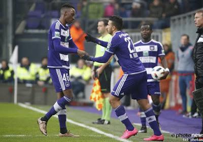 Anderlecht veut garder Trezeguet