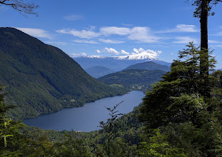 Photo: One of the classic hikes near Pucon is in Herquehue National Park