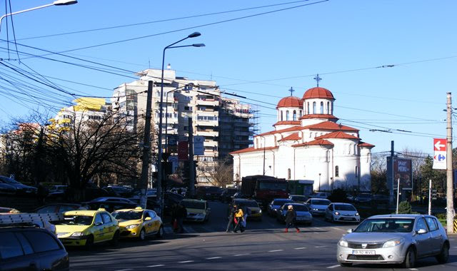 January sunny days in Bucharest weather