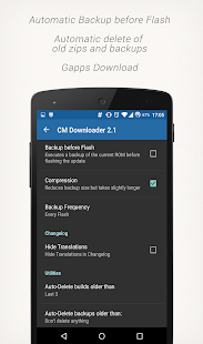 CM Downloader Premium Screenshot