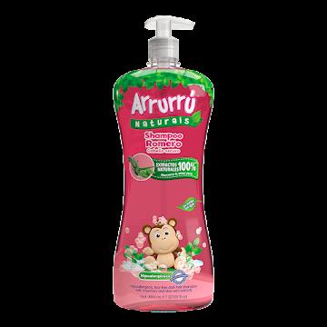 Shampoo Arrurrú Romero X800ml