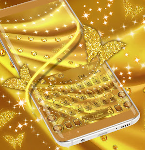 Golden Keyboard for PC-Windows 7,8,10 and Mac apk screenshot 7