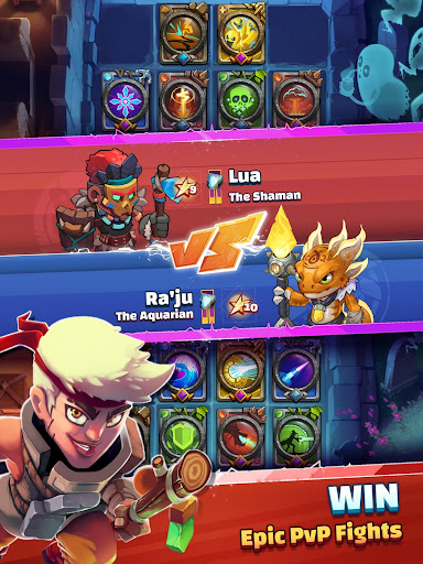 Super Spell Heroes - Magic Mobile Strategy RPG  screenshots 10