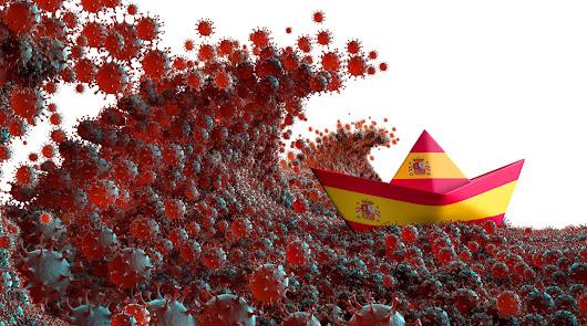 Porqué Almería está en cabeza de los contagios en España