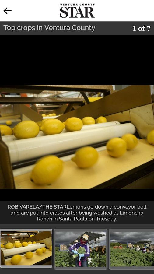 Ventura County Star- screenshot