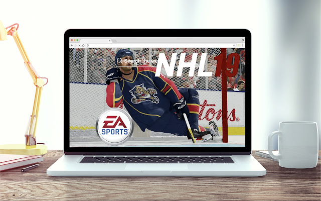 NHL 19 HD Wallpapers New Tab Theme