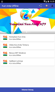 Lagu Ost Kun Anta Mp3 Screenshot