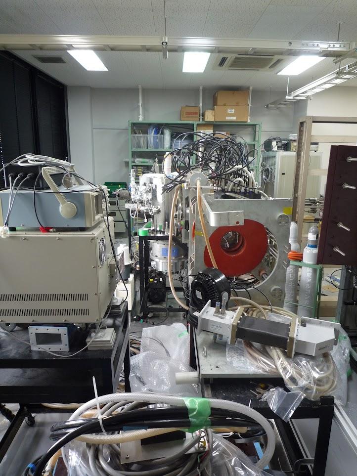 新しい研究室(E6棟5,6階
