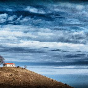 by Vasilis Tsesmetzis - Landscapes Mountains & Hills