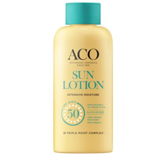 ACO Sun Lotion SPF50 200 ml