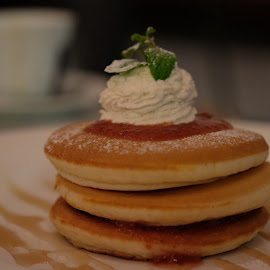 3 pieces by Beh Heng Long - Food & Drink Candy & Dessert ( pancakes )