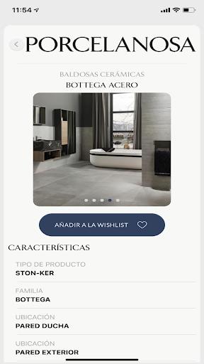 ISA Porcelanosa screenshot 3