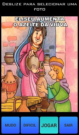 Milagres da Bíblia Infantil
