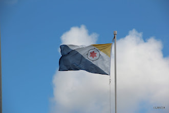Photo: Bandera de Bonaire