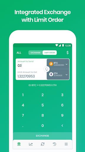 Evercoin: Bitcoin, Ripple, ETH  screenshots 2