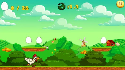 Chicken Run screenshot 2