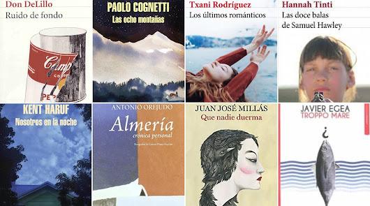 Ocho lecturas 'recetadas' por el escritor Juan Manuel Gil