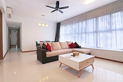 Boon Teck Rd. Serviced Apartments, Balestier