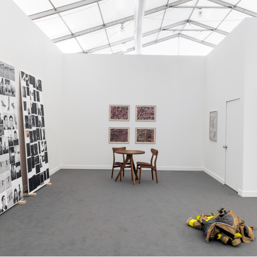 Marcopoulos - Frieze New York 2018