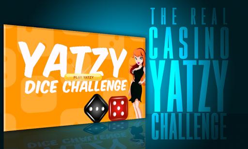 Yatzy Dice Challenge