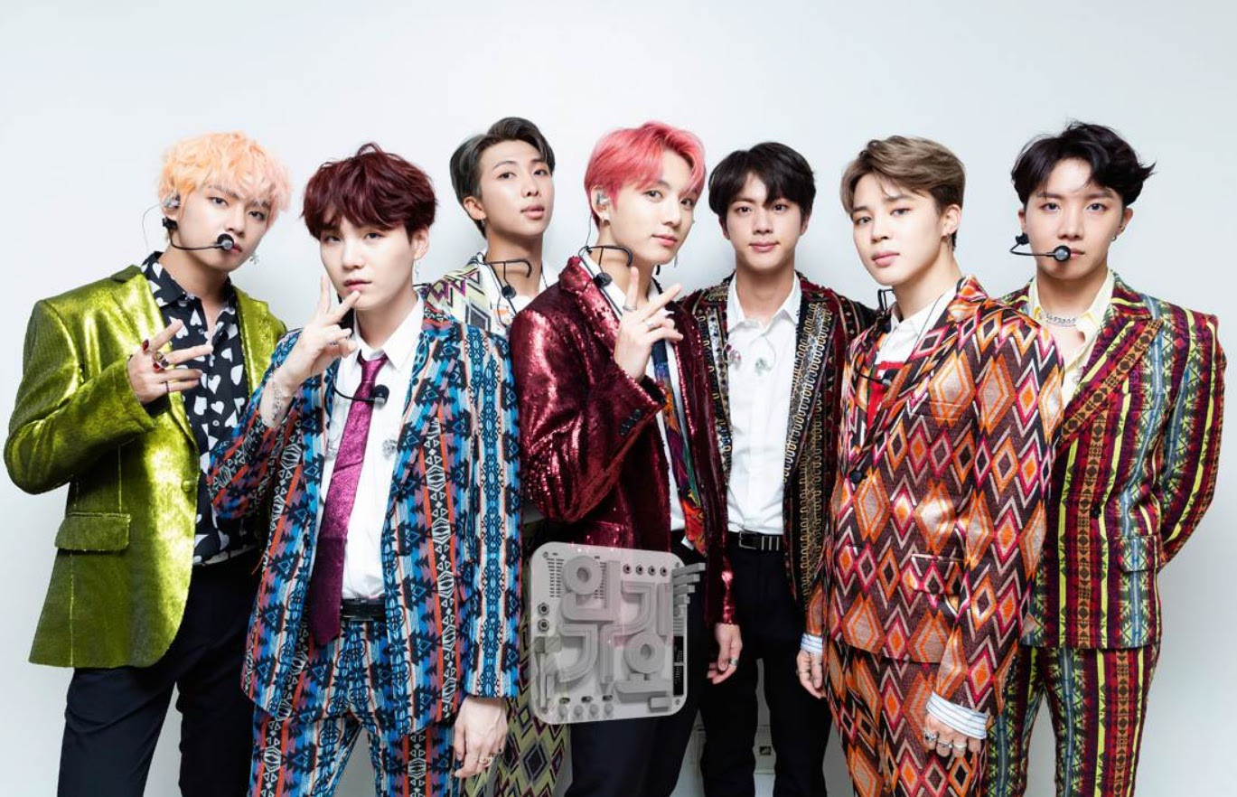 who are bts