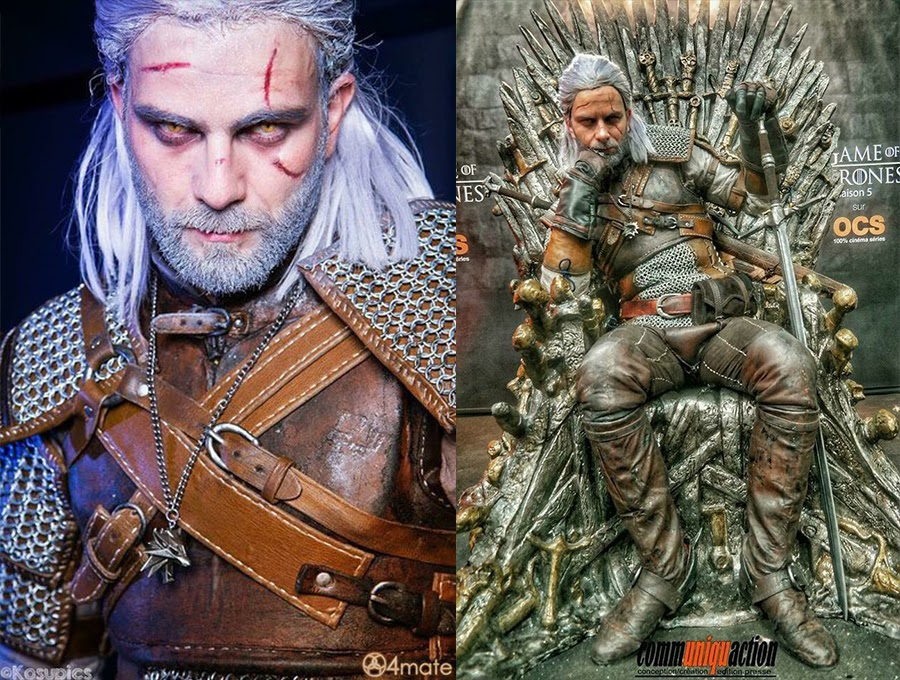 Witcher cosplay