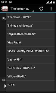 Oakland Radio - náhled