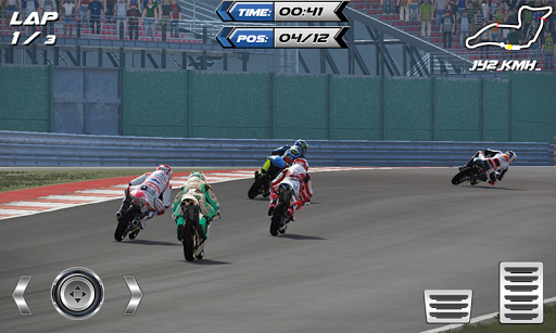Real Motogp Racing World Racing 2018 1.05 screenshots 2