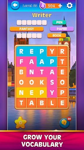 Word Journey u2013 Word Games for adults modavailable screenshots 5