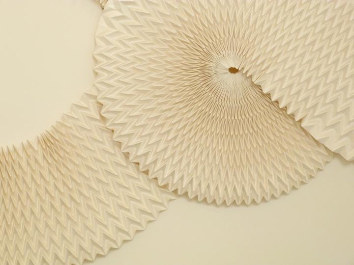 Bianco origami di thebiondella
