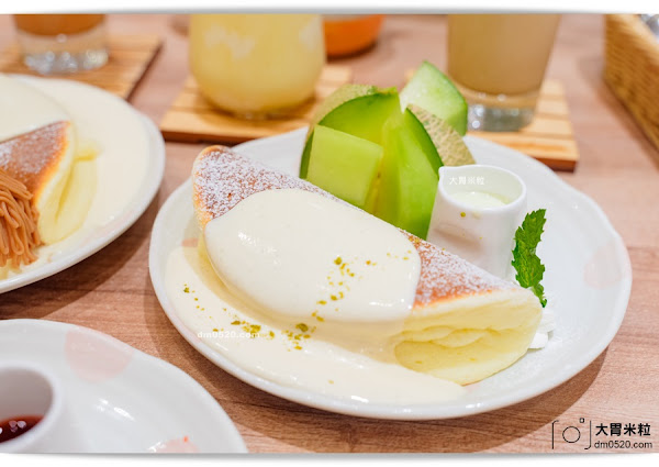 woosaパンケーキ 屋莎鬆餅屋 台北京站店