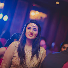 Wedding photographer Tushar Kumar (tusharkumar). Photo of 31.08.2017