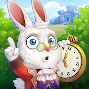 WonderMatch\u2122-Match-3 Puzzle Alice's Adventure 2020