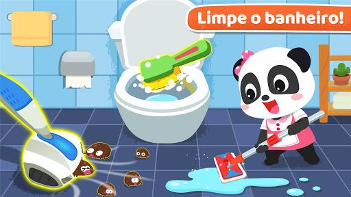 Faxina na casa do Bebê Panda screenshot 5