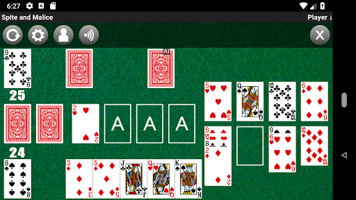 Spite and Malice  {cheat|hack|gameplay|apk mod|resources generator} 1