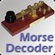 Morse Decoder for Ham Radio - Androidアプリ