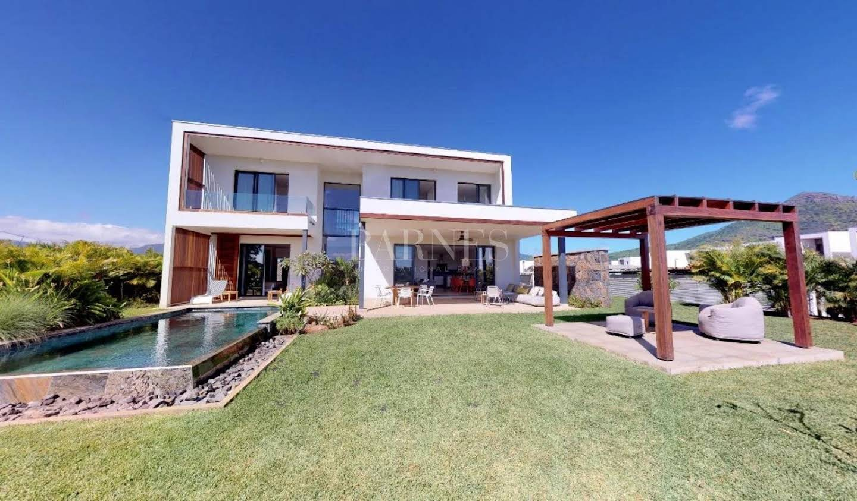 Villa avec jardin et terrasse Tamarin