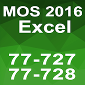 Excel 2016 MOS Tutorial Videos