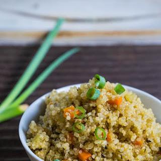 Simple Veggie Quinoa
