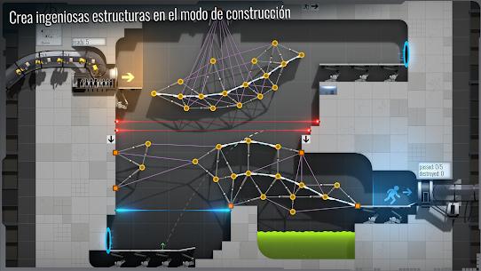 Bridge Constructor Portal APK 4
