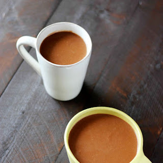 Mexican Chocolate Atole.
