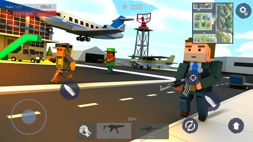 Rules Of Battle: 2020 Online FPS Shooter Gun Games  screenshots 6