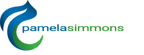 logo of pamela simmons courses