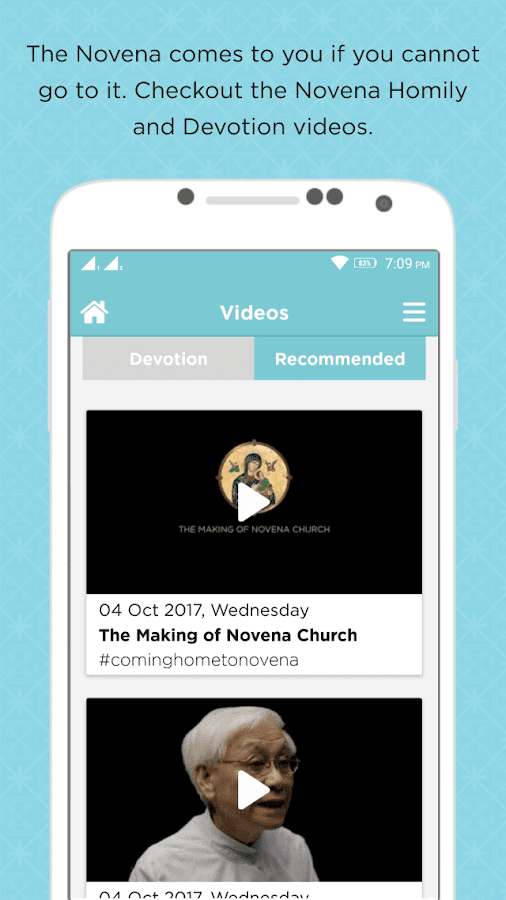 Novena Church- screenshot