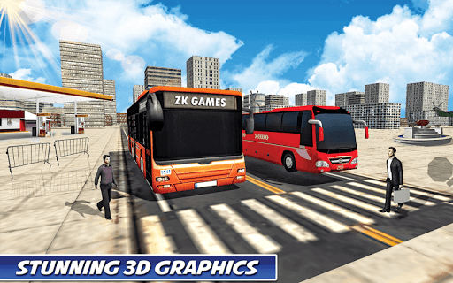 Luxury Coach Bus Simulator: Tourist Luxury Coach screenshots 13