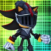 Sonica VS Shadow