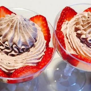2-Ingredient Chocolate Mousse Recipe